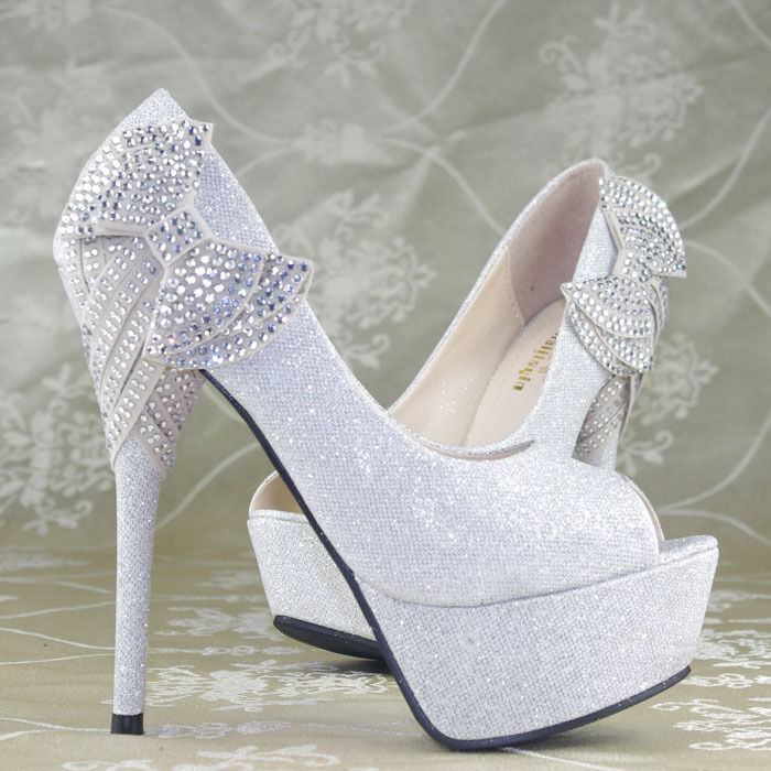 Bridal Shoes High Heels