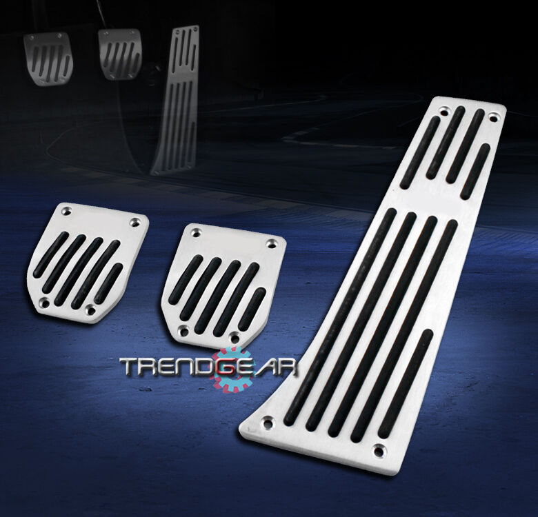 Bmw Z4 Pedal Car: BMW MT MANUAL ALUMINUM RACING PEDAL PADS SET COVER KIT E32