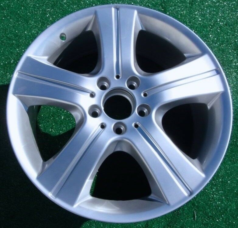 2006 thru 2009 new genuine oem factory mercedes benz ml320 for Mercedes benz factory rims