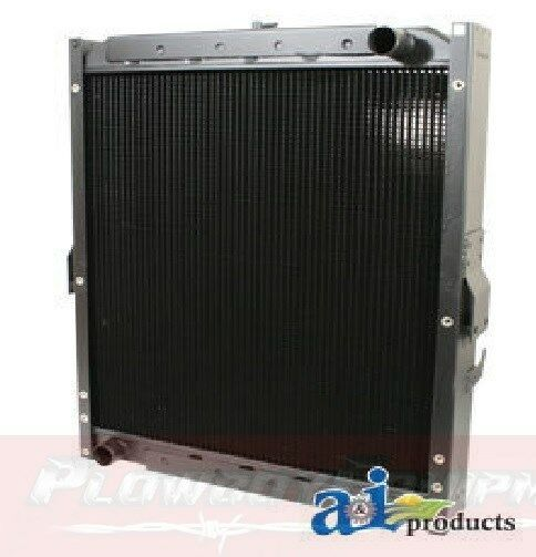 New Holland Lb75b Parts List : Radiator for ford new holland e