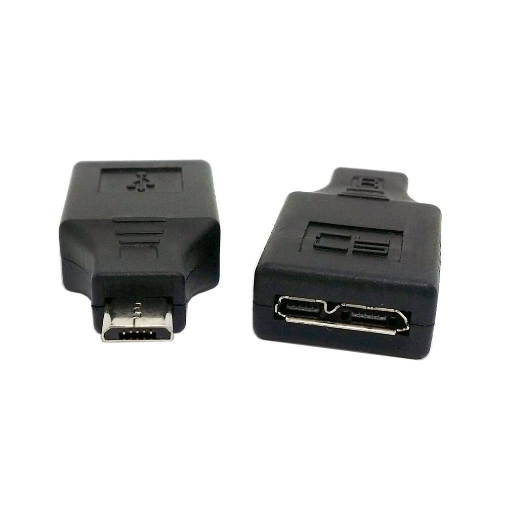 micro usb 3 0 female to micro usb 5pin male adapter for