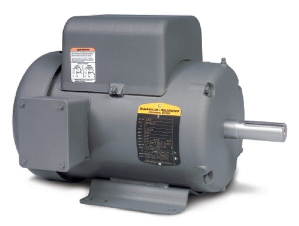 L3613t 1 1 2 hp 1140 rpm new baldor electric motor ebay for 1 2 hp ac motor