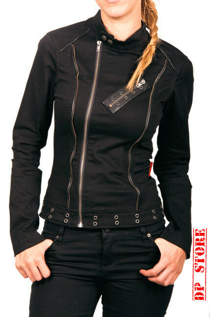 TRIPP SPEED MOTO BIKER GOTHIC PUNK ROCK EMO JACKET ...