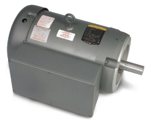Cl3711t 10 Hp 3450 Rpm New Baldor Electric Motor Ebay