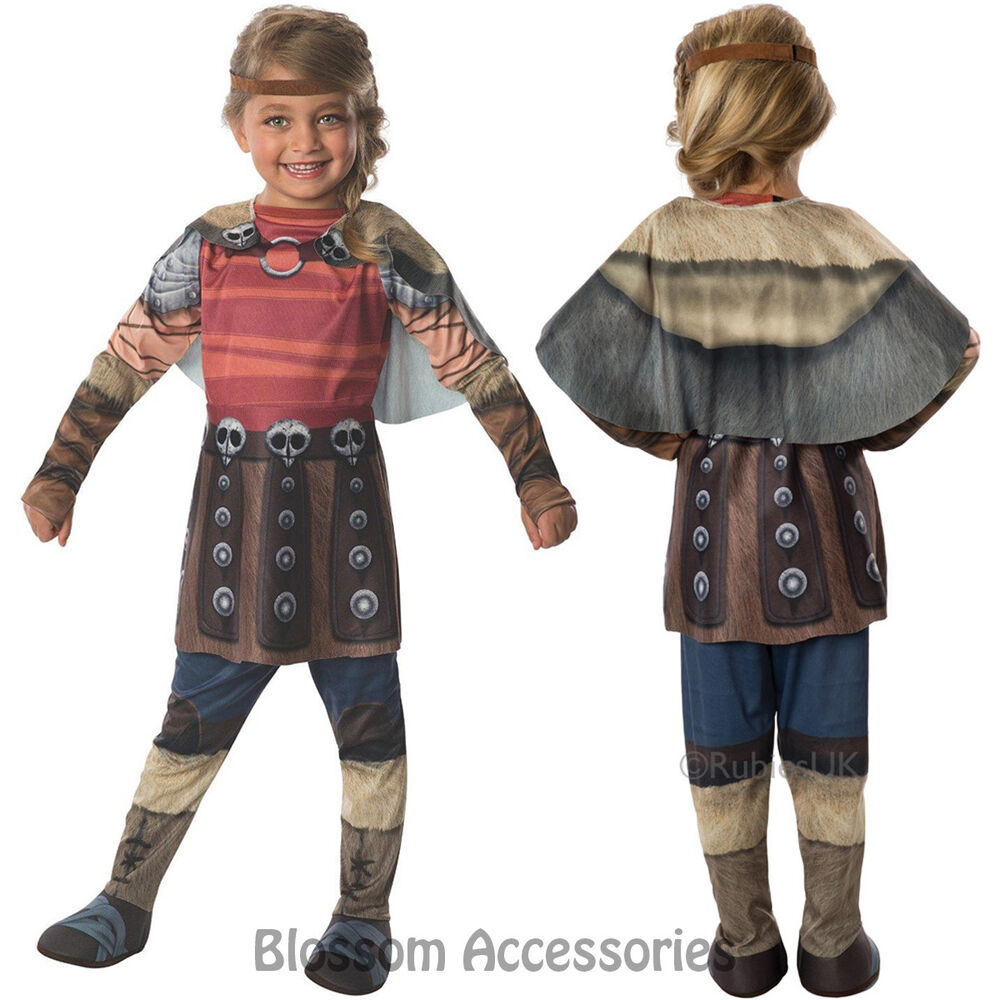 CK315 Astrid How To Train Your Dragon 2 Child Girls Hero ...