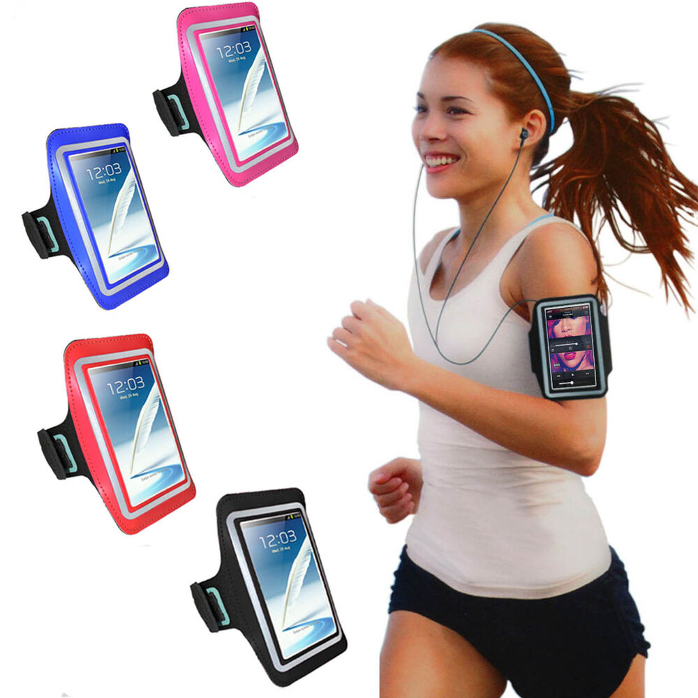 ... Gym Jogging Armband Case Cover Holder Arm Band For Mobile Phone : eBay