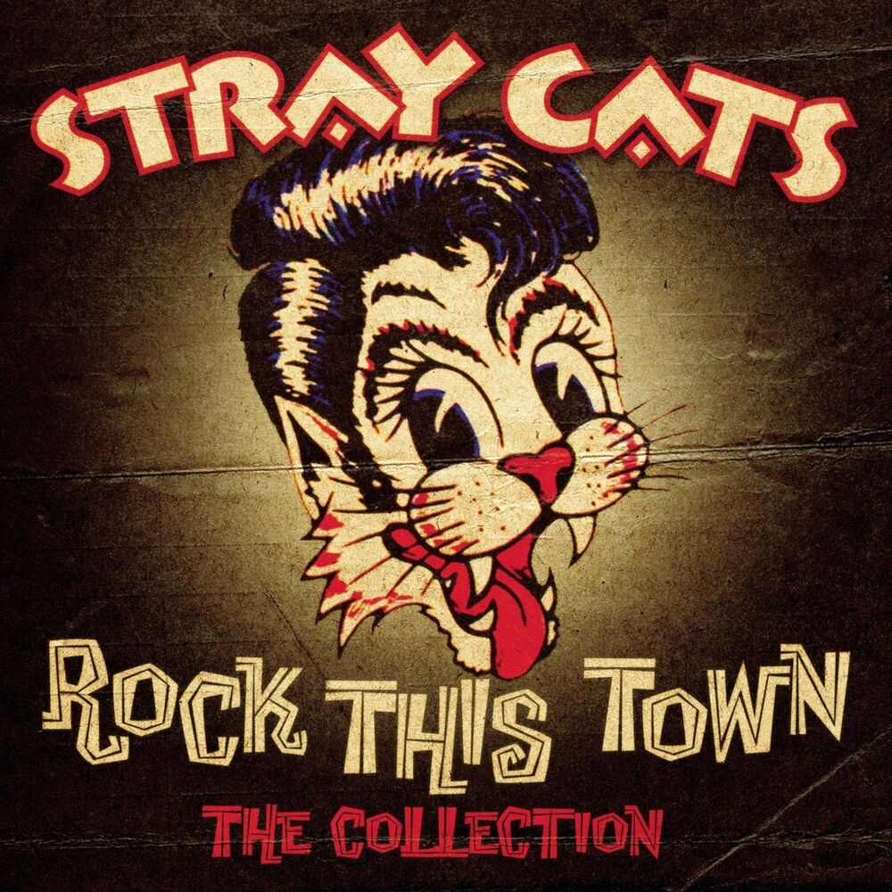 Stray Cats Very Best Of