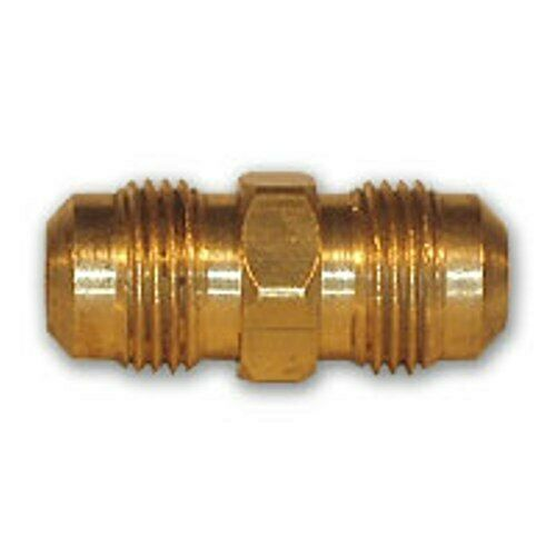 Pcs inch flare union brass pipe fitting npt soft