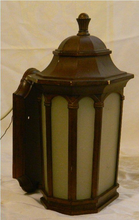 Kichler Duquesne Coach Light Outdoor Wall Sconce K49030bst