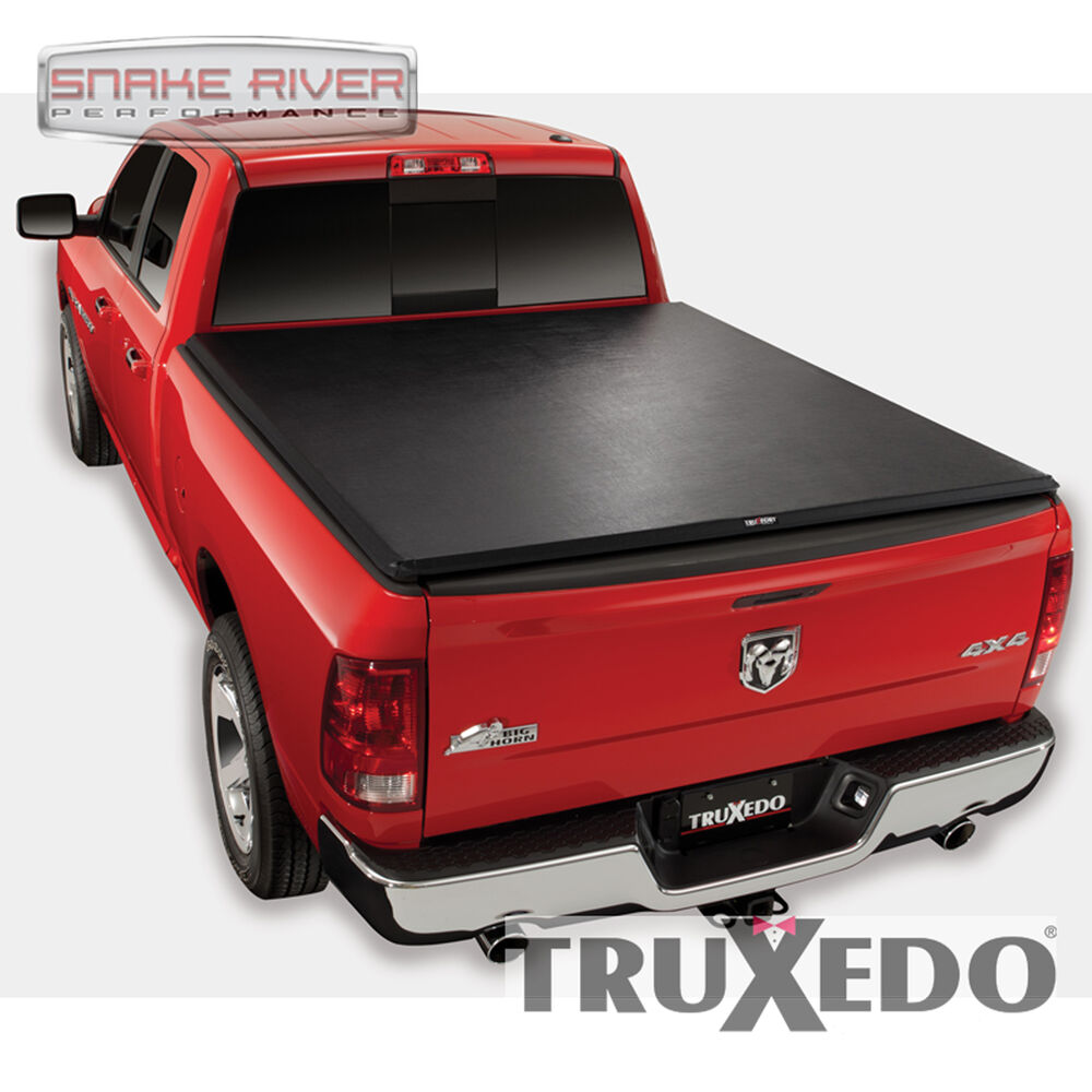 Dodge Bed Covers: TRUXEDO TRUXPORT ROLL UP TONNEAU COVER FOR 09-15 DODGE RAM