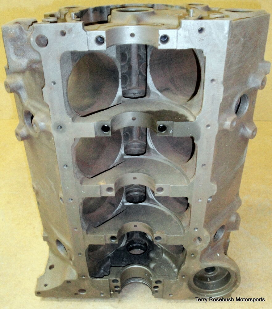 Chevy Engine Block Casting Numbers 10054727
