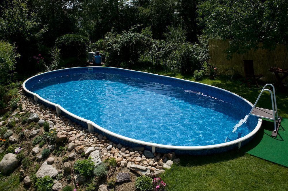 ovalbecken 7 30 x 3 70 x 1 20m pool set schwimmbecken mit sandfilter ebay. Black Bedroom Furniture Sets. Home Design Ideas