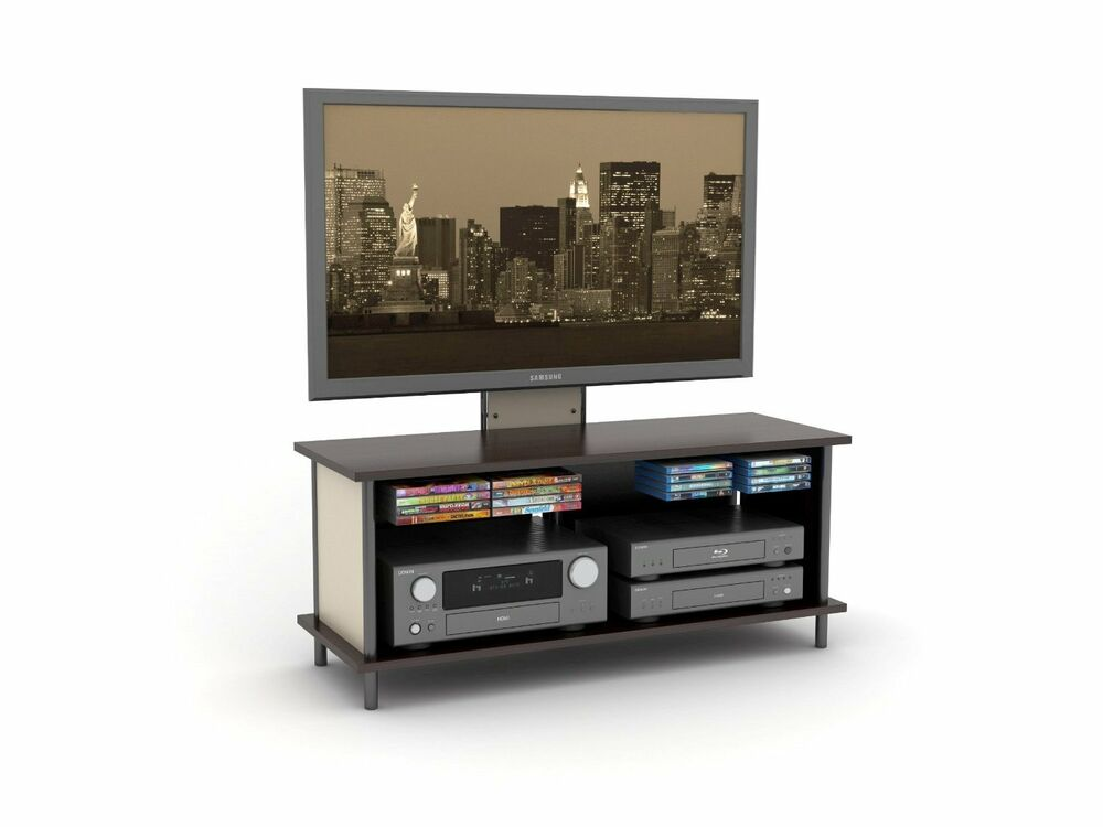 atlantic epic 3 in 1 tv stand and mount 88335750 new ebay. Black Bedroom Furniture Sets. Home Design Ideas