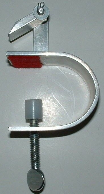 Verna Cox Table Clamp For Braiding Rugs Rugmaking Tool