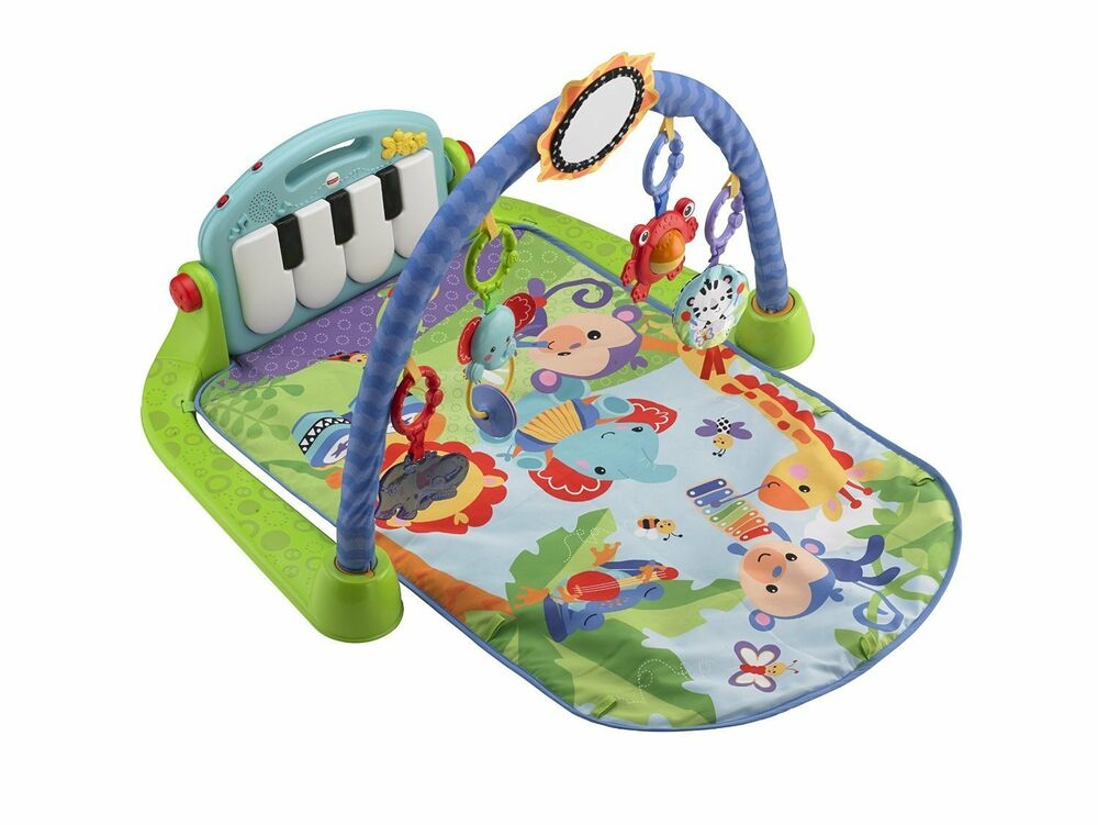 New Fisher Price Discover N Grow Kick Amp Play Piano