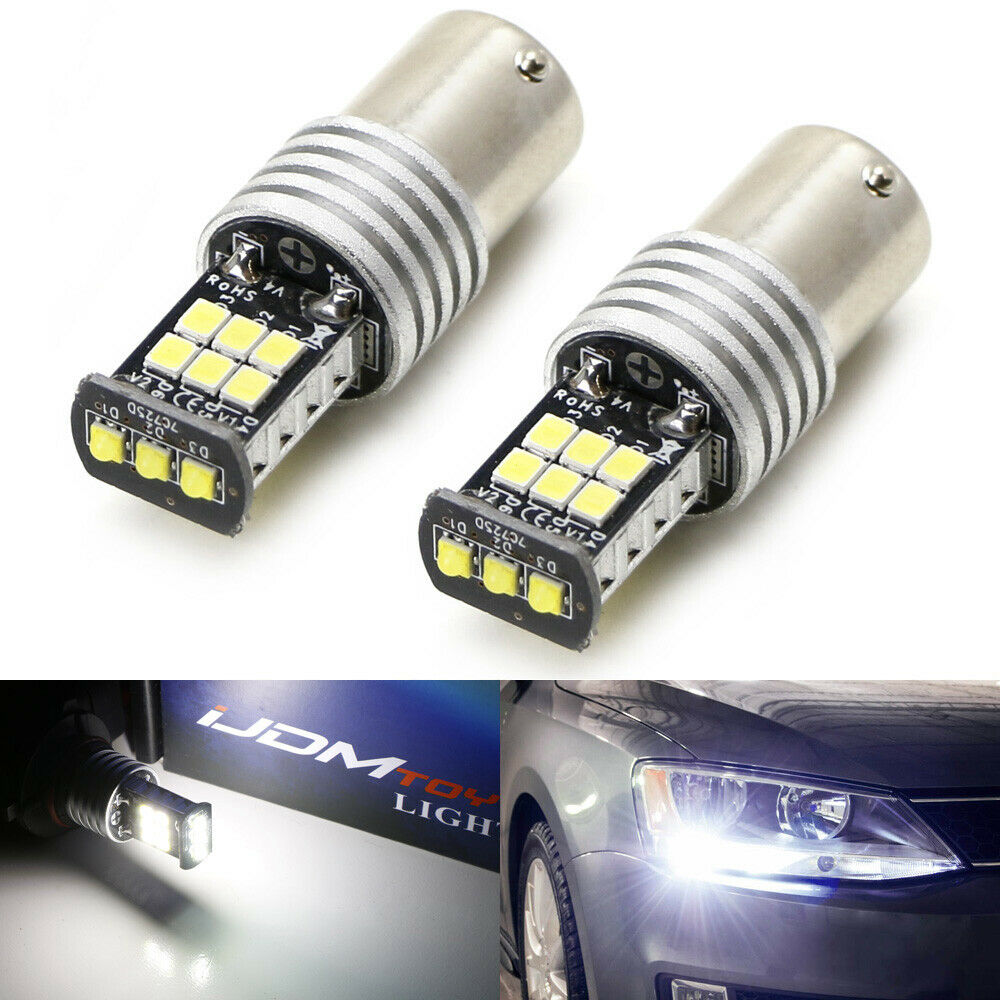 Canbus Hid White Cree Led Bulbs Fit Volkswagen Jetta Mk6
