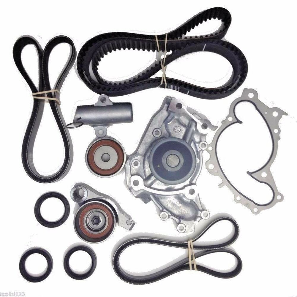 Lexus Rx 2005 2006 Automatic Transmission Speed: OEM/GENUINE COMPLETE TIMING BELT WATER PUMP KIT FOR LEXUS