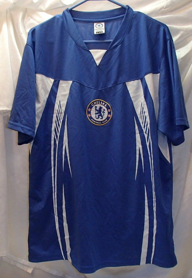 Chelsea Football Club Blue Soccer Jersey Official Licensed ...