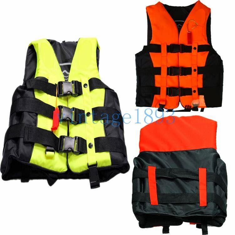 Professional life jacket swimming rafting snorkeling for Fishing life jackets