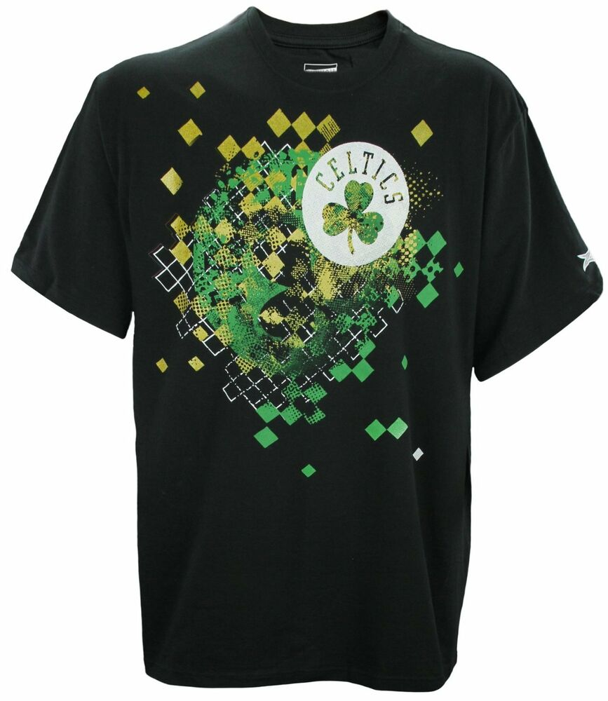 Zipway nba basketball big men 39 s boston celtics nba graphic for Tahari t shirt mens