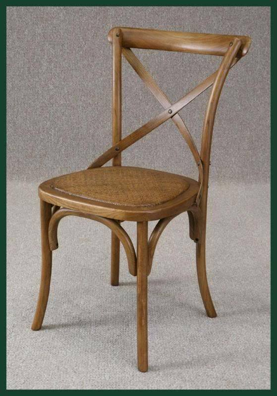 cross back elm kitchen chair dining chair with a rattan seat ebay