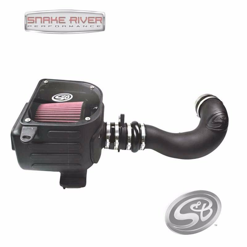 s b cold air intake kit 2007 2008 chevy silverado gmc sierra 1500 6 0l 5 3l 4 8l ebay. Black Bedroom Furniture Sets. Home Design Ideas
