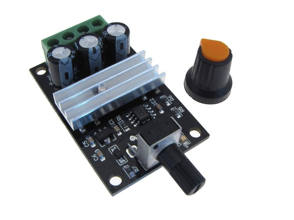 6 28v pulse width modulator pwm dc motor speed control for Motor with speed control