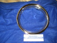 """MG NEW SET OF 4 ROSTYLE WHEEL TRIM MGB ROADSTER OR GT 14"""" ***O WINDOW"""