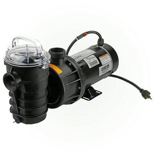Pentair 340210 Dynamo Above Ground Pool Pump With Switch 3 Ft Cord 1 5hp 115v 815910010076 Ebay
