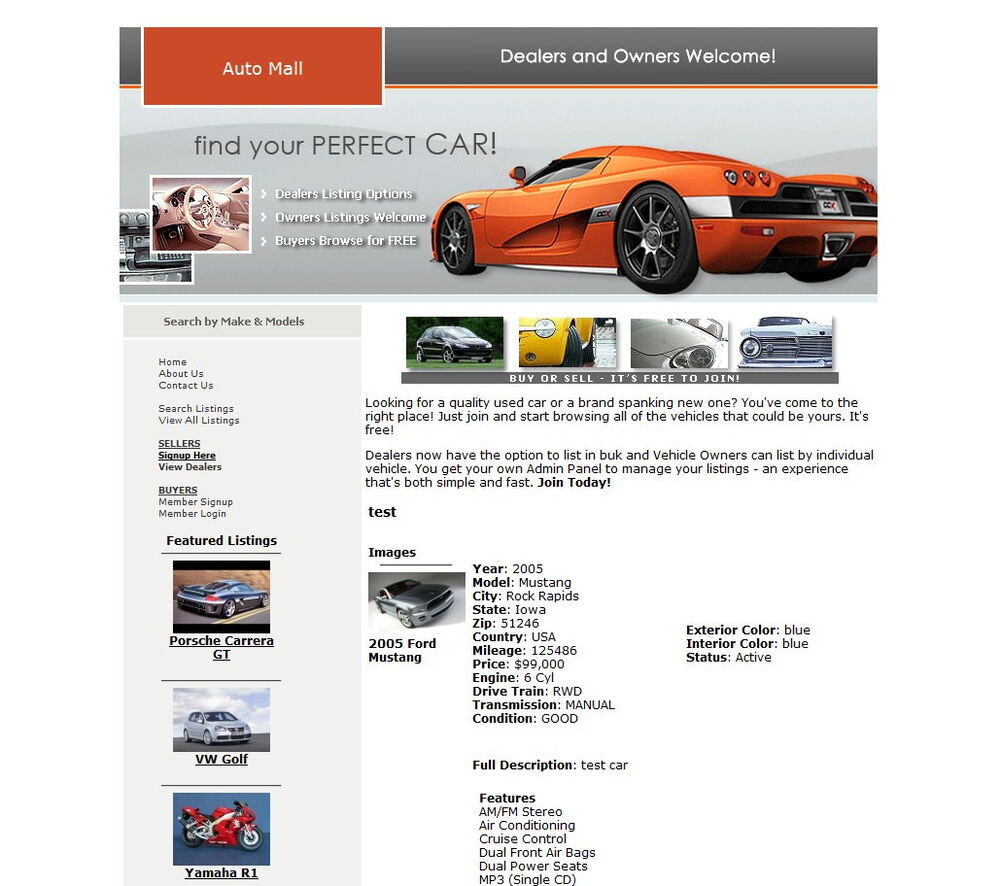 Auto Owners Login >> Cars Trucks Motorbikes Store Dealers And Car Owners Website