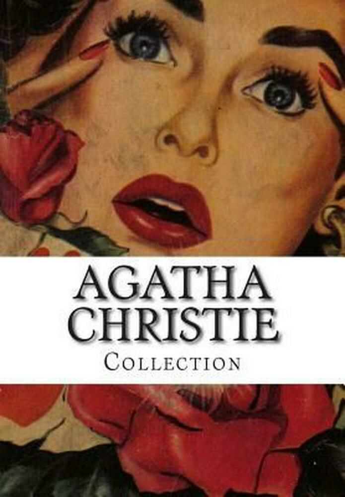 New agatha christie collection by agatha christie paperback book