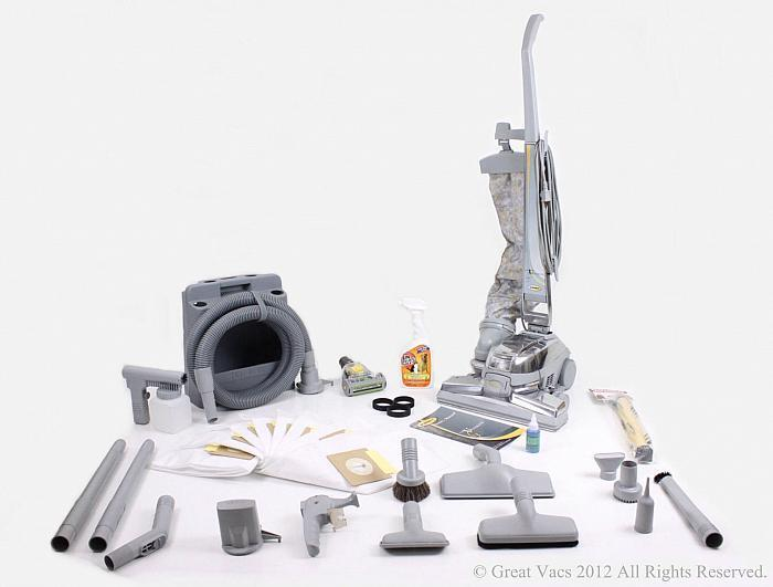 Reconditioned Ultimate G Kirby Pet Vacuum Cleaner W Tools