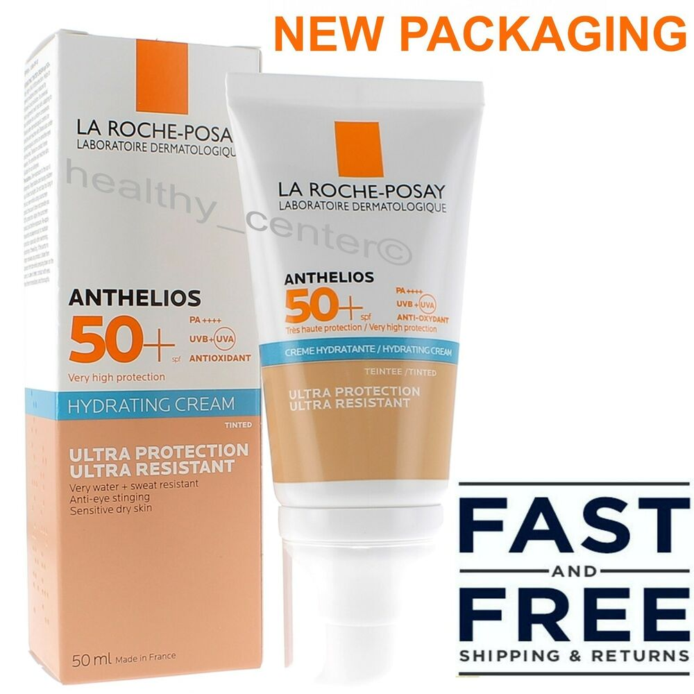 la roche posay anthelios xl bb cream comfort sun protection tinted spf 50 50ml ebay. Black Bedroom Furniture Sets. Home Design Ideas