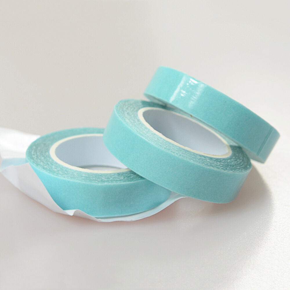 One Roll Strong Double Sided Adhesive Blue Tape For All