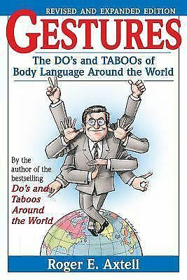an overview of the body language taboos around the world The complete guide to international business and leisure travel do's and taboos around the world taboos of body language around the world.