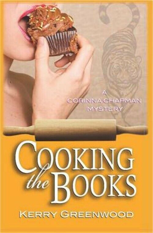 Cooking the Books by Kerry Greenwood (2012, Paperback ...