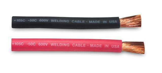 10 Battery Cable : Awg ga battery cable welding ft