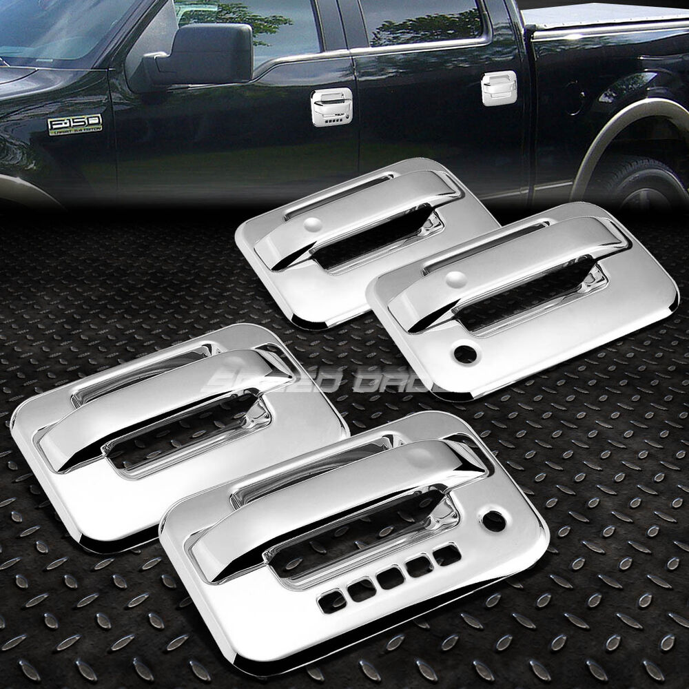 free shipping chrome cover trim accessories fit for 2010