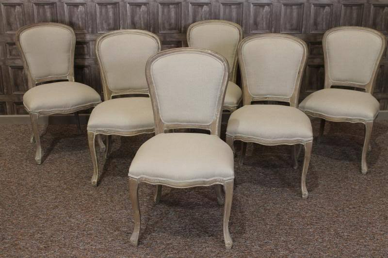 Paris side chairs french style cafe dining kitchen chairs in limed oak ebay