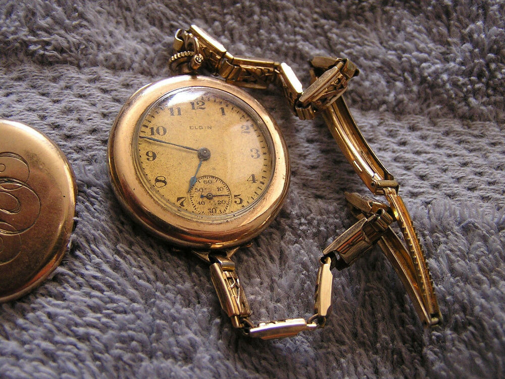 Antique elgin 15 jewels watch ebay for Watches on ebay
