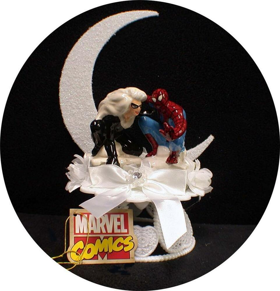 superhero wedding cake topper groom cat wedding cake topper 20609