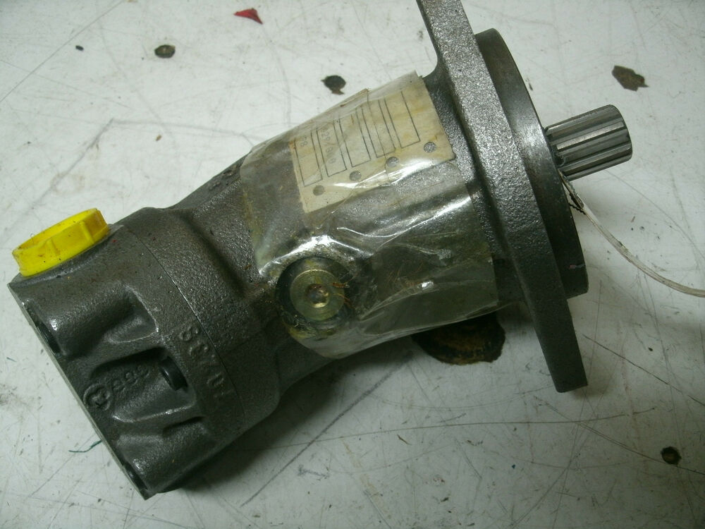 Rexroth hydraulic motor pump aa2fm16 61w vsc530 a2fm16 61w for Hydraulic pumps and motors for sale