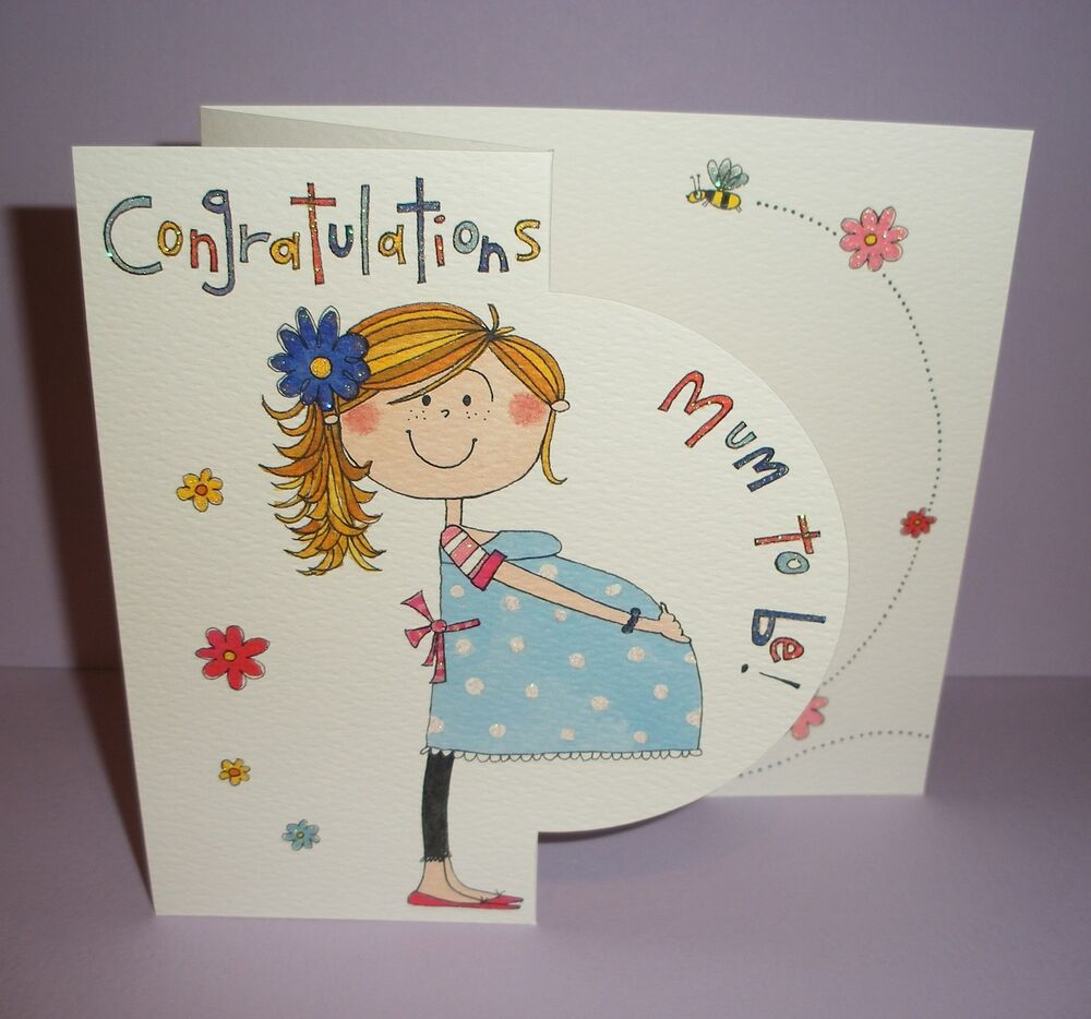 mum to be on your baby shower pregnancy greetings card ebay