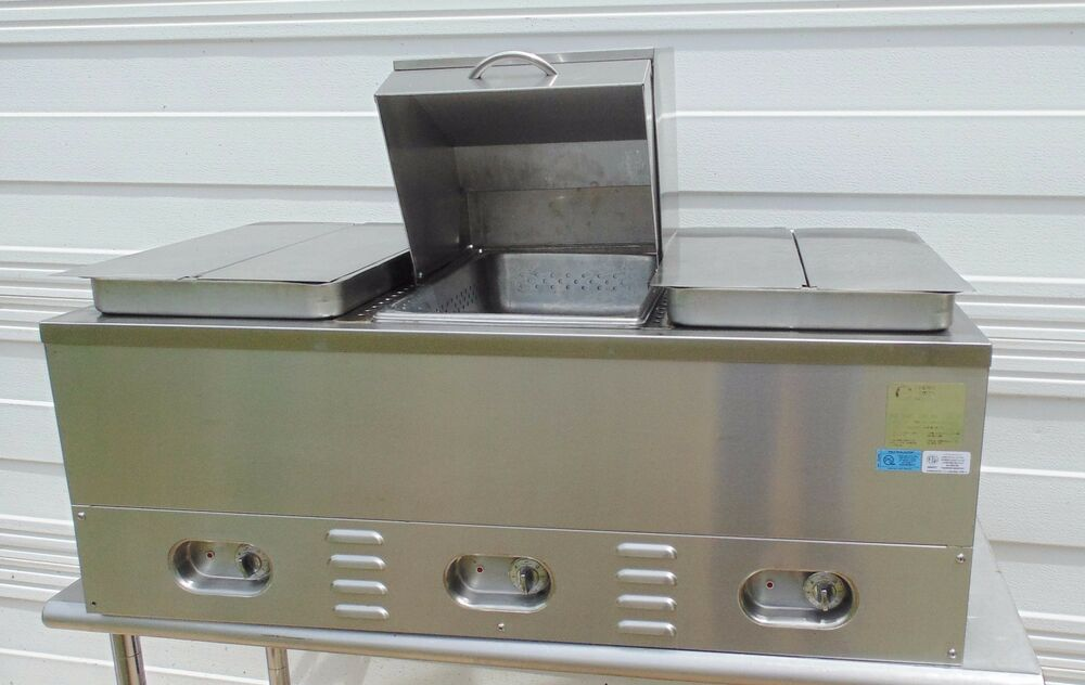 Used Hot Dog Warmer