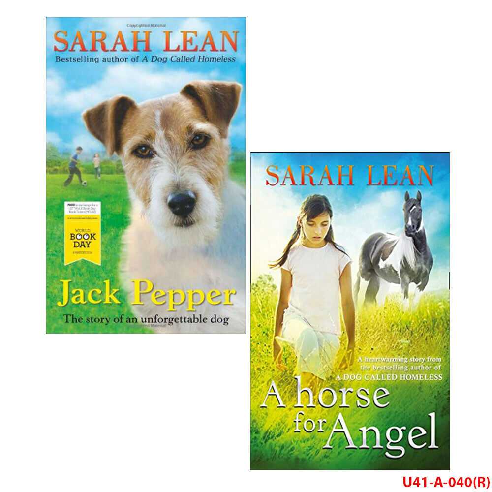 Sarah Lean Collection A Dog Called Homelessthe Forever Whale 3