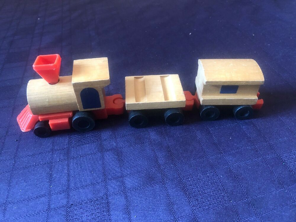 how to sell vintage train set