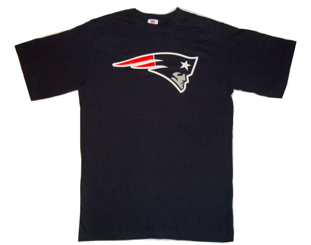 New england patriots fast logo navy t shirt big and tall New england patriots shirts