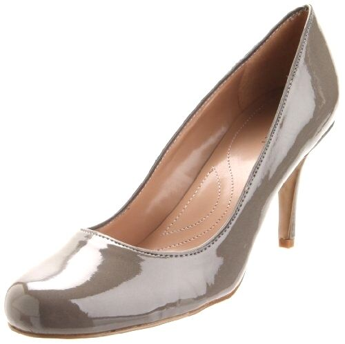 New Womens Tahari James Taupe Dress Shoes Platform High