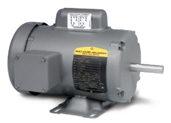 L3405 1 3 hp 3450 rpm new baldor electric motor ebay for One horsepower electric motor