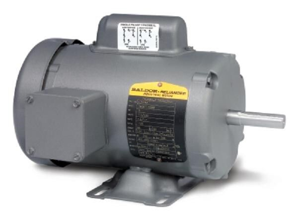 L3405 1 3 hp 3450 rpm new baldor electric motor ebay for 1 3 hp motor